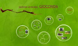 JARDINES VERTICALES GIOCONDA