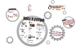 Salón MiEmpresa 2015. 10 herramientas para diseñar tu primer prototipo. Lean Startup & Diseño de MVP.