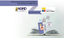 Plan Binacional de Fortalecimiento de Capacidades en GR