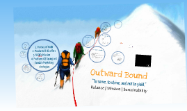 Outward Bound Case