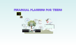 FINANCIAL PLANNING FOR TEENS