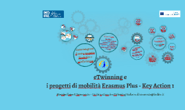 eTwinning e mobilità ka1 Erasmus+