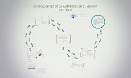 Copy of ANTECEDENTES DE LA AUDITORIA EN EL MUNDO Y MEXICO