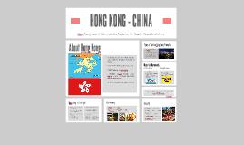 HONG KONG - CHINA