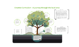 Creative Curriculum - A journey through the local area