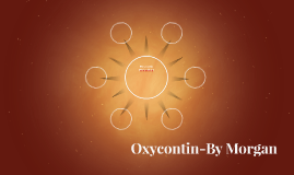 Oxycontin-By Morgan