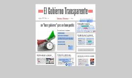 El Gobierno Transparente