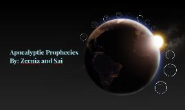 Apocalyptic Prophecies