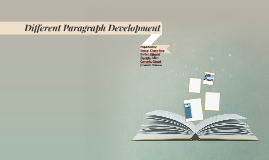 Different Paragraph Development