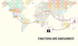 FRACTIONS ARE AWESOME!!!!