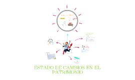 Copy of ESTADO DE CAMBIOS EN EL PATRIMONIO