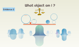 What object am I ?