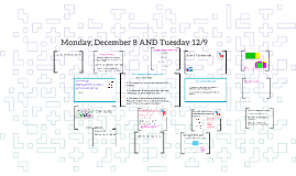 Monday, December 8
