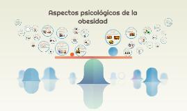 Aspectos psicológicos de la obesidad