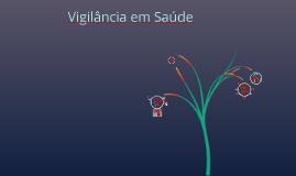 Vigilancia em Saúde