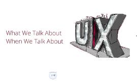 Copy of id - ux