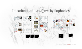 Introduction to Antigone by Sophocles
