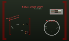 Survol sur l'année 2008-2009