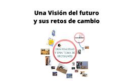 UNA VISÓN DE FUTURO - EL TURISMO