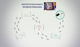 Copy of MULTICULTURALIDAD E INTERCULTURALIDAD