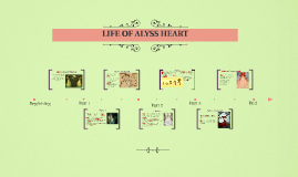 LIFE OF ALYSS HEART