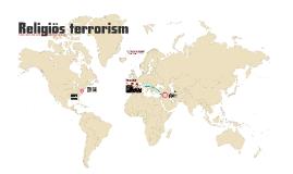 Religiös terrorism