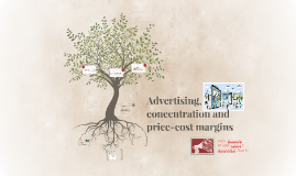 Advertising, concentration and price-cost margins