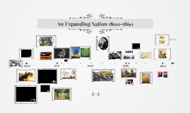 An Expanding Nation 1800-1860