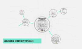 Globalization and Identity Scrapbook