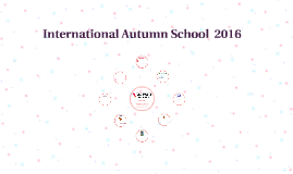 Autumn School