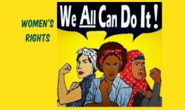 Women's right (Politics and Education)