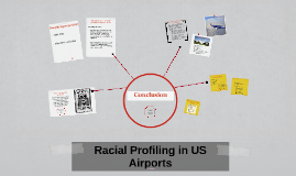 Racial Profiling in US Airports