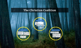 The Christian Coalition