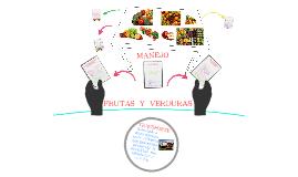 Copy of FRUTAS Y VERDURAS