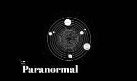 El adjetivo paranormal se usa para calificar a aquel suceso
