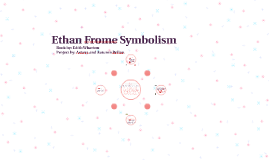 ethan frome symbolism by ariana bellan on prezi