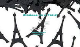 Alexiana Va à Paris