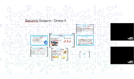 Bariatric Surgery-- Group 3