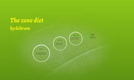 The zone diet