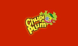 Copy of Chupi Plum tu chupeta chicle. La diversión con muchos sabore