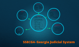SS8CG4- Judicial System