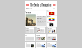 The Scale of Terrorism