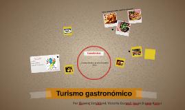 Turismo gastronómico