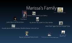 Marissa's Family