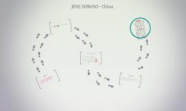 Copy of JOSE DONOSO - China