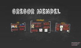 La Genetica, Gregor Mendel
