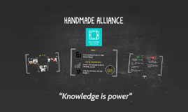 Handmade Alliance
