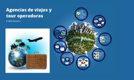 Copy of Agencias de viajes y tour operadoras