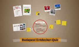 Budapest Entdecker-Quiz