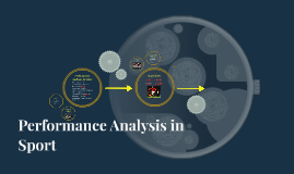 Copy of Performance analysis in Sport
